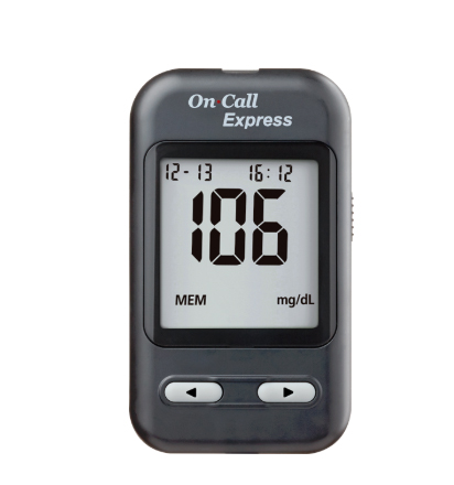 On Call Blood Glucose Express Meter (Only)