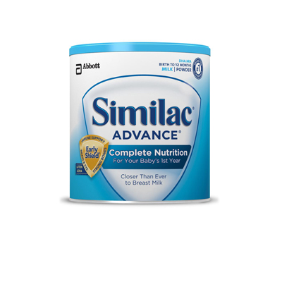 Similac Powder Advanced Earlyshield Baby Formula