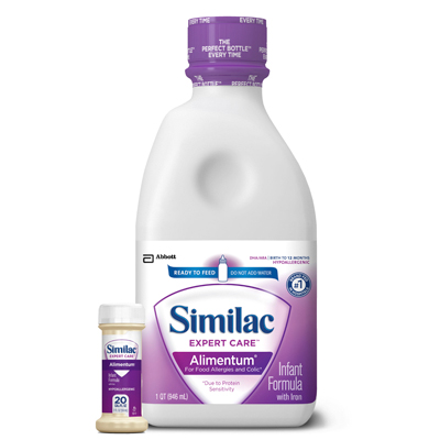 Similac Alimentum Ready to Feed Baby Formula