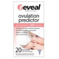 Reveal™ Ovulation Predictor (20 Test Strips)  (New Design)