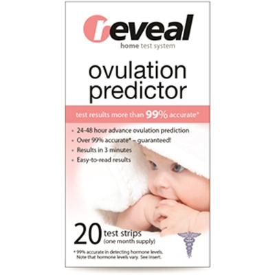 Reveal Ovulation Predictor Brochure