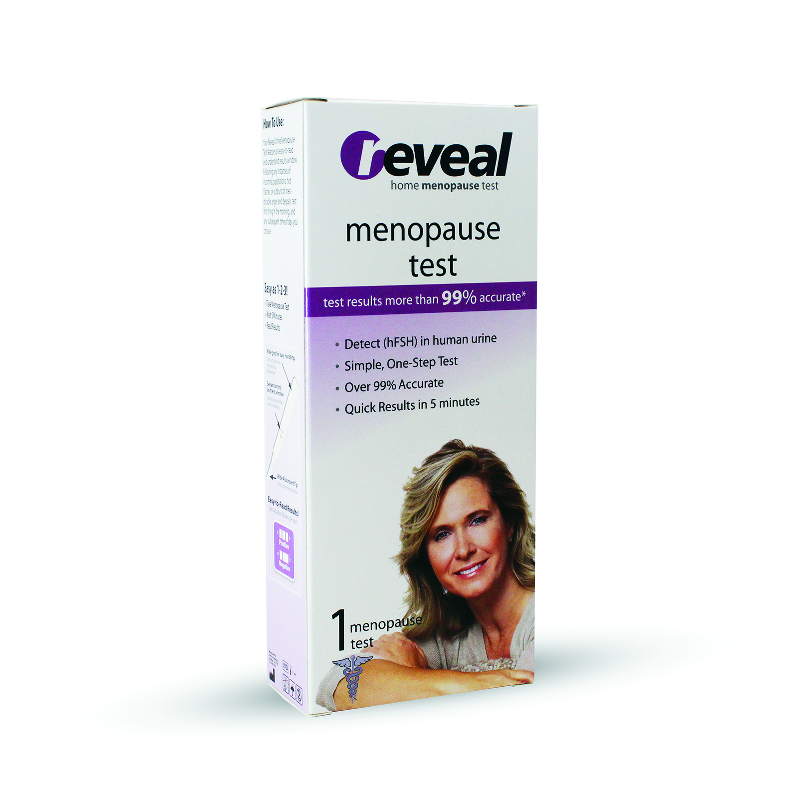 Reveal - Menopause Test
