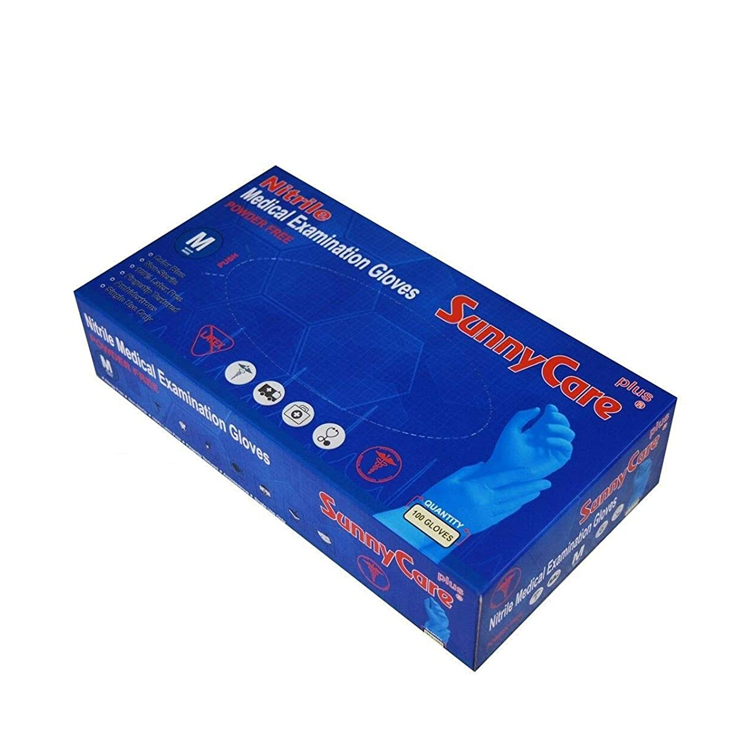 Sunnycare - Chemo Rated Medical Exam Gloves (1pallet 800 boxes)