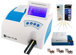 TC-101 Urinalysis Strip Analyzer