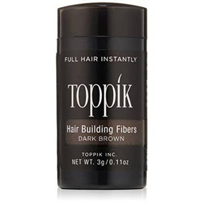 TOPPIK- COLOR HAIR THICKNER Medium Brown