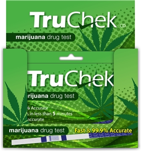 TruChek Marijuana Test (Single)