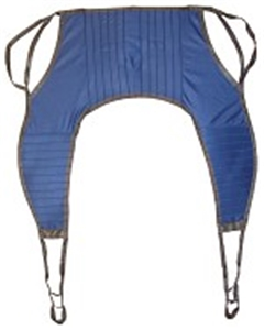Hoyer Style Padded U-Shaped Patient Slings
