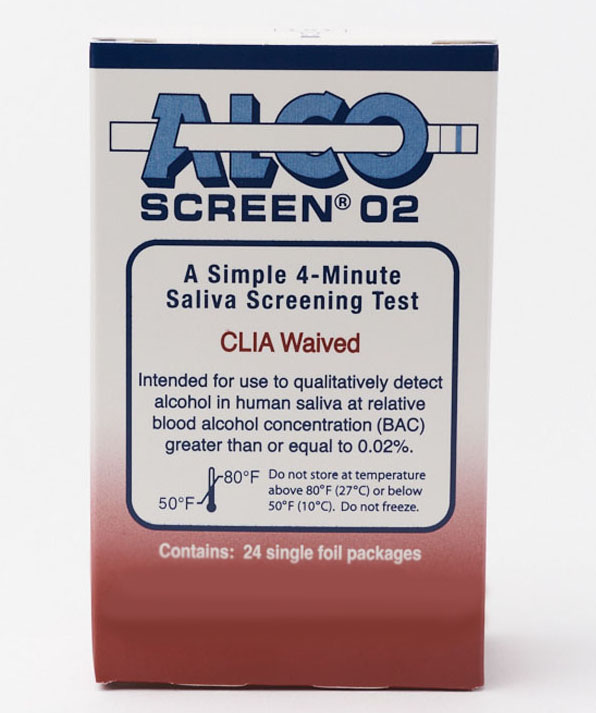 Alco Screen 02 - Box of 24