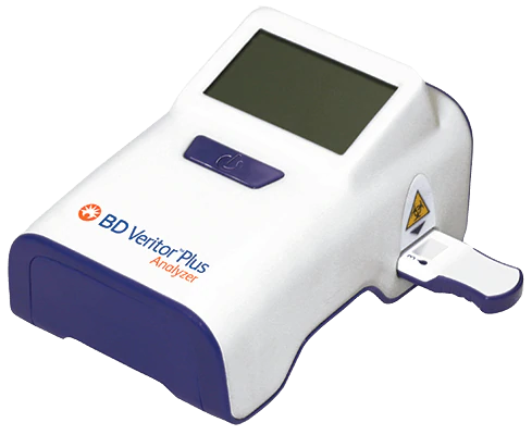 BD- Veritor Plus Analyzer for rapid covid 19